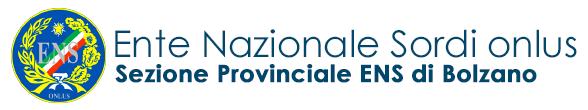 Sezione Provinciale ENS di Bolzano